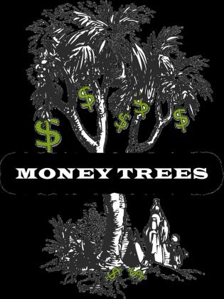 Money Trees bluza