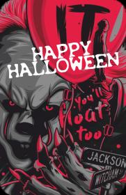 Halloween It-To