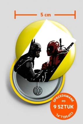 Dead Pool  vs Batman