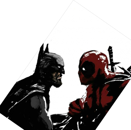 Dead Pool  vs Batman - otwieracz