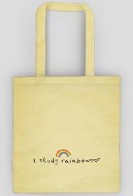 """Torba """"I study rainbows (Harry Styles)"""""""