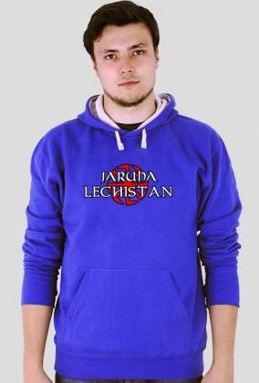 Bluza z kapturem Lechistan Logo 4 kolory