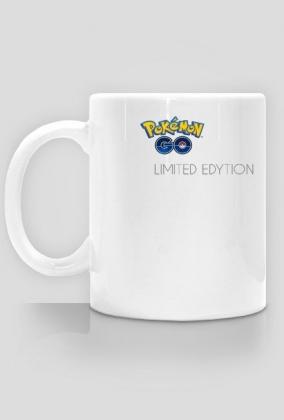 """Kubek """"pokemon go limitowana edycja """""""