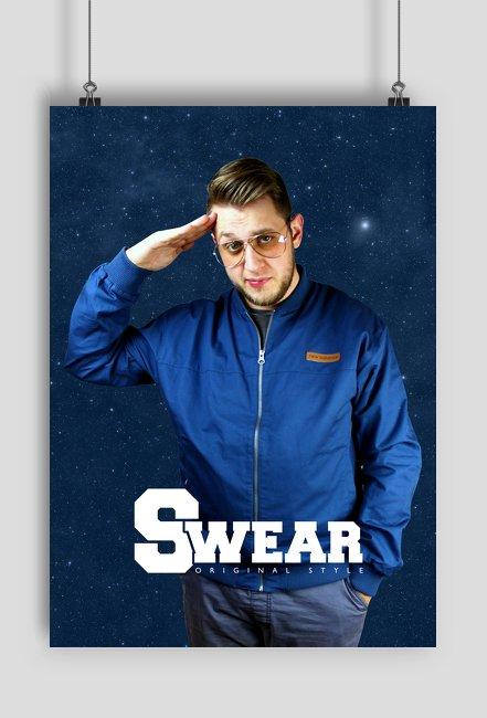 Plakat [SWEAR]