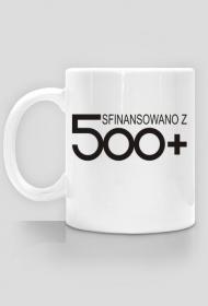 Kubek 500 +