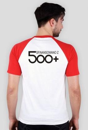 Koszulka 500 +