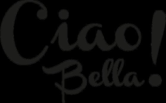 Kubek serce Ciao bella!