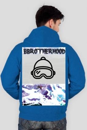 Bluza z kapturem męska Winter