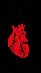 """Kubek walentynkowy """"Moje serce należy do Ciebie"""""""