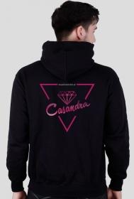 Bluza CASANDRA #1 (logo przód i tył) RÓŻNE KOLORY!