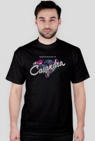 Koszulka TS CASANDRA #2 (logo przód) RÓŻNE KOLORY!