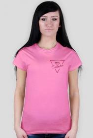 Koszulka CASANDRA #1 (logo przód i tył) RÓŻNE KOLORY!