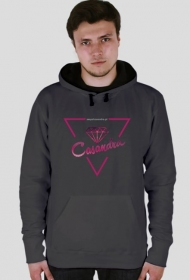 Bluza double color CASANDRA #1 (logo przód) RÓŻNE KOLORY!