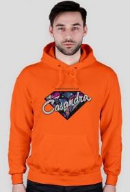 Bluza CASANDRA #2 (logo przód) RÓŻNE KOLORY!