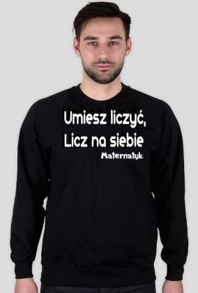 Bluza dla matematyka