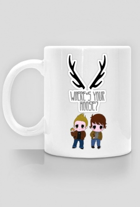 "Supernatural ""Where's your moose?"""