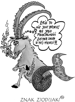 Znak Zodiak Koziorożec