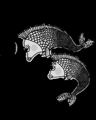 Znak Zodiak Ryby