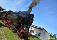 Puzzle: Pociąg retro