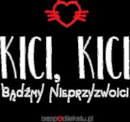 Kici, Kici - Koszulka Damska