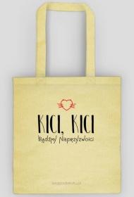 Kici, Kici - Torba na zakupy