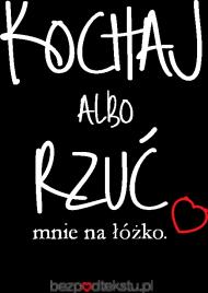 Kochaj Albo Rzuć - Koszulka Męska
