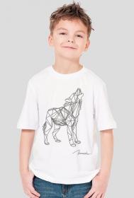"""koszulka dziecięca """"Wolf"""""""