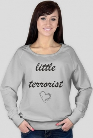 "Bluza ""little terrorist"""