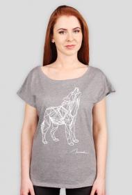 "Koszulka damska ""Wolf"""