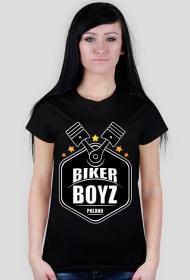 Koszulka Biker Boyz Black