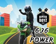 636 Power koszulka Biker Boyz