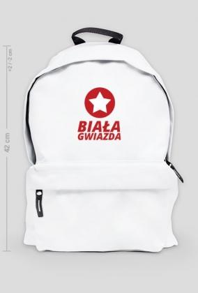 Plecak duży: Wisła Kraków - Biała Gwiazda