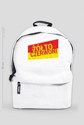 Plecak mały: Jagiellonia Białystok - Żołto-Czerwoni