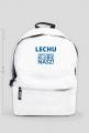 Plecak mały: Lech Poznań - Lechu ukochany klubie nasz!
