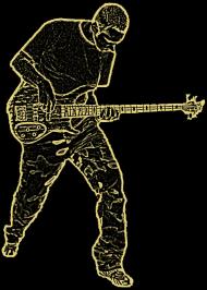 Bass player C Bluza z kapturem Kangoo