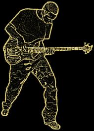 Bass player C Koszulka dziecięca