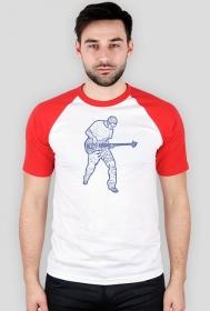 Bass player B T-shirt Baseball