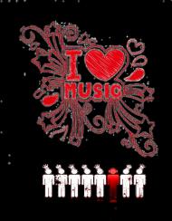 bluza z nadrukiem Bluza Polish Love