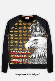 bluza z nadrukiem Polish Orzeł II