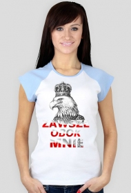 koszulka z nadrukiem PolishPatrioGirl