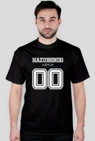 "Koszulka męska - ""Hazubendo"" (Przód)"