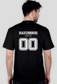 "Koszulka męska - ""Hazubendo"" (Tył)"