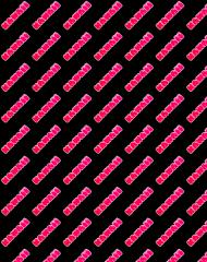 Podkładka pod myszkę - wzorek kawaii