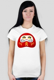 Koszulka damska - Daruma