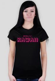 Koszulka damska - Kawaii