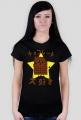 Koszulka damska - Kocham Czekoladę po japońsku