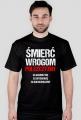 Śmierć Wrogom Polszczyzny - Męski T-shirt