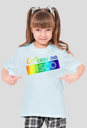 Geske Czas na Disco - Dziewczęca Tęczowa