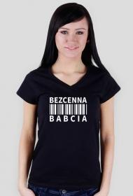 BStyle - Bezcenna Babcia (koszulka dla Babci)