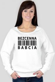 BStyle - Bezcenna Babcia (bluza dla Babci)